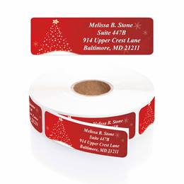 Jesus Shines Designer Rolled Address Labels