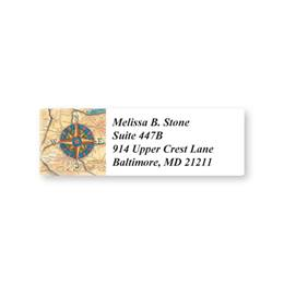 Compass Sheeted Address Labels