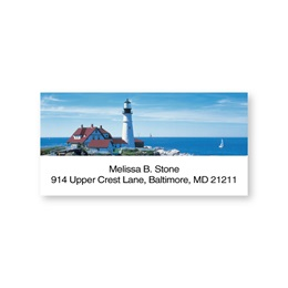 Lighthouse Sheeted Address Labels