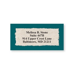 Natural Sheeted Address Labels