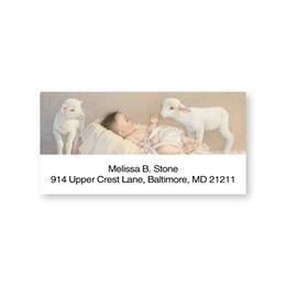 Tender Moment Sheeted Address Labels