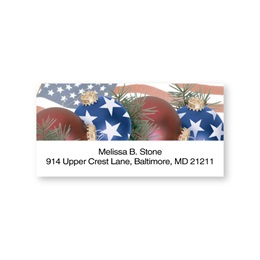Holiday Pride Sheeted Address Labels
