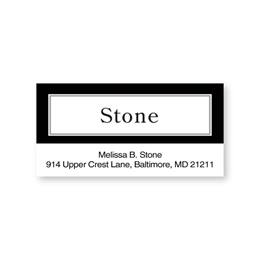 Distinctive Sheeted Address Labels