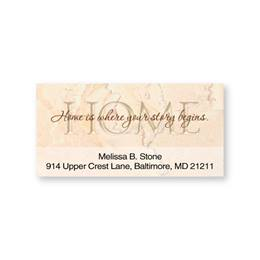 Your Story Sheeted Address Labels