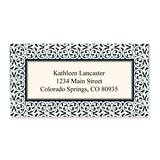 Scroll Sheeted Address Labels