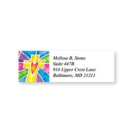 Faith Sheeted Address Labels