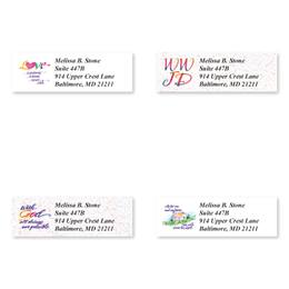 Seeds Of Faith Sheeted Address Label Assortment