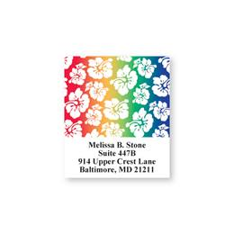 Hawaiian Sheeted Address Labels