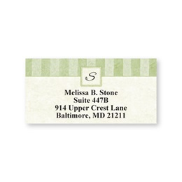 Tailored Elegance Sheeted Address Labels