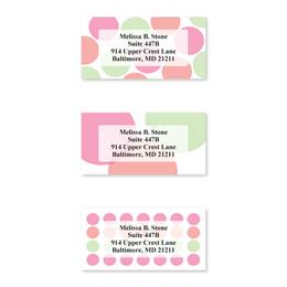 Just Dots Sheeted Address Label Assortment