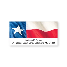 Lone Star State Sheeted Address Labels