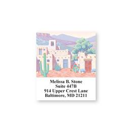 Adobe Sheeted Address Labels
