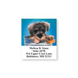 Doggone Cute Sheeted Address Labels