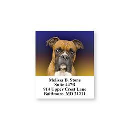Boxer Sheeted Address Labels