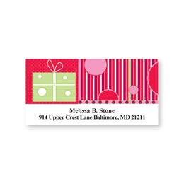 Perfect Present Sheeted Address Labels