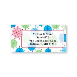 Jingle All The Way Sheeted Address Labels
