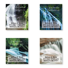 Waterfalls Bookplate Assortment