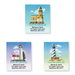 Lighthouse Bookplate Assortment