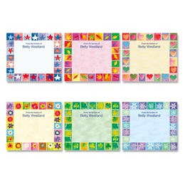 Seasons On Parade Personalized Canning Label Value Pack