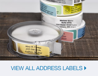 View All Address Labels