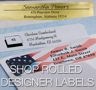 Return Address Labels at Current Labels