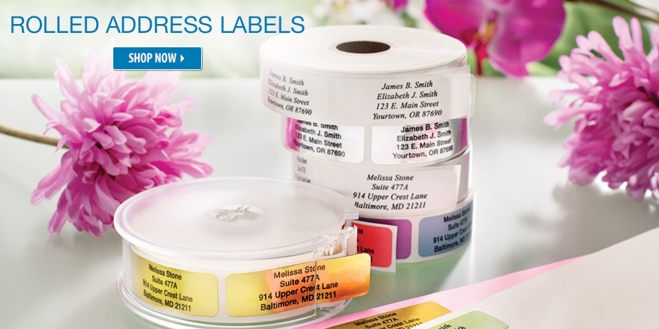 Address Labels at Current Labels